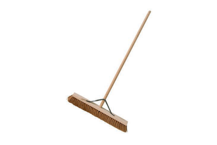 Brooms Brushes & Mops