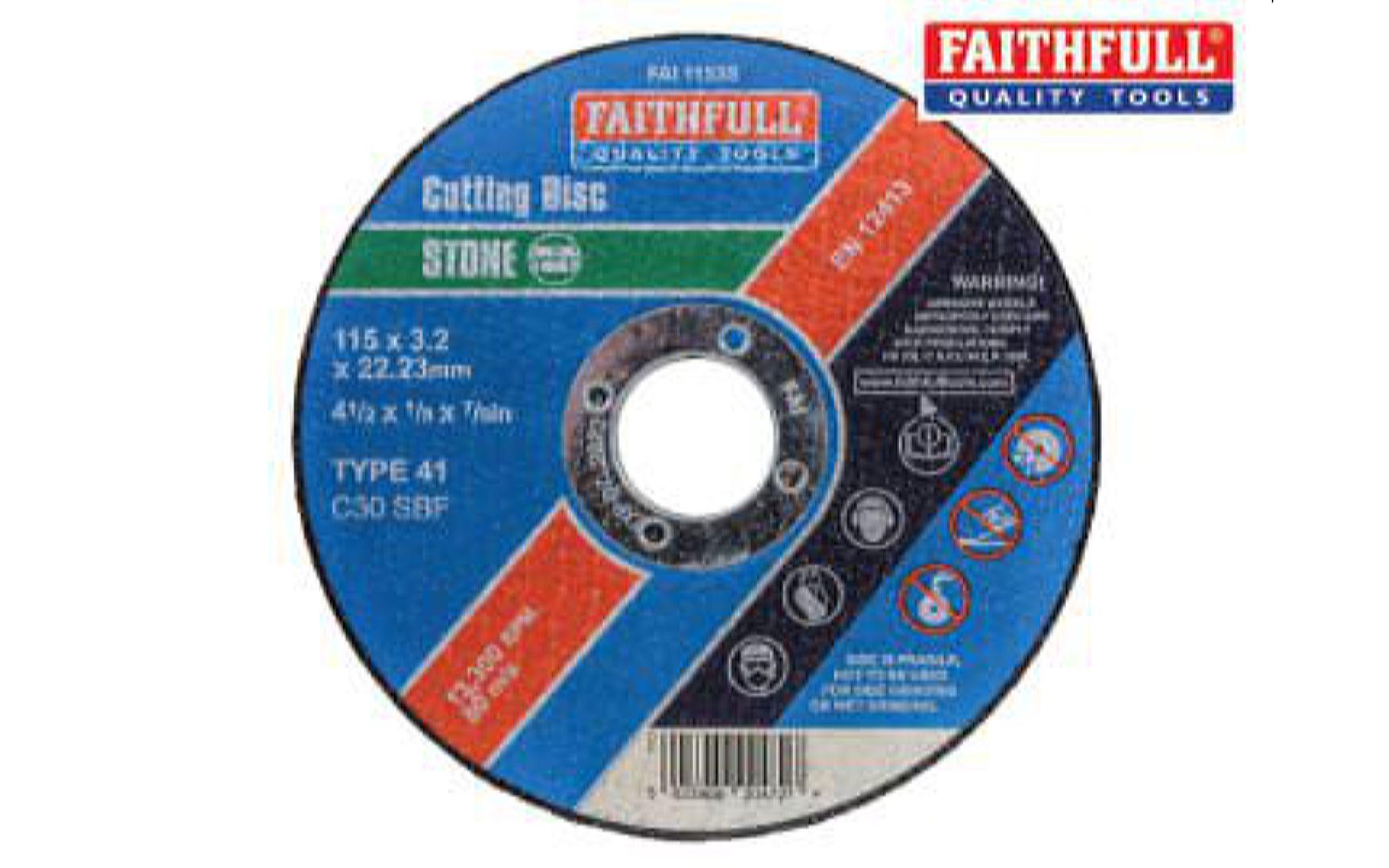 Cutting Discs Metal