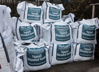 KPS Blended Topsoil  Bulk Bag (1m3)