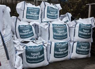 KPS Blended Topsoil  Bulk Bag (1m3)