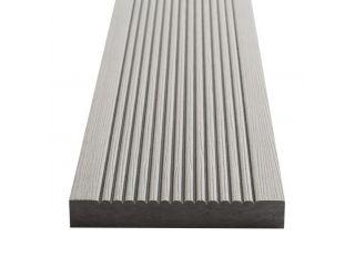 SMARTBOARD COMPOSITE DECKING 20 X 138 X 3600MM BATTLESHIP GREY