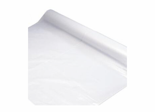 Polythene TPS Clear 25x4m