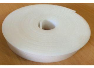 Polythene Brick Foam Expansion Joint Filler Roll 100x10mmx10m