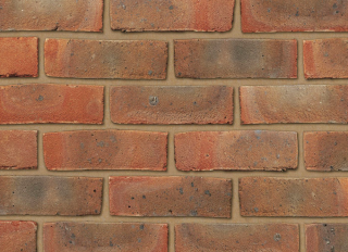 Ibstock Ashdown Bexhill Red Stock Brick