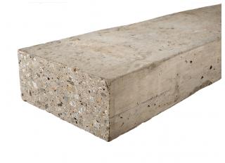 Prestressed Concrete Lintel Textured 140x65x1200mm