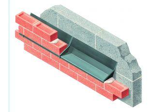 Cavity Trays Type E Refurbishment Cavity Tray Std Length Plastic 450mm