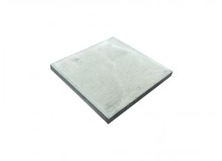 BS Concrete Paving Slab Grey 600x600x50mm