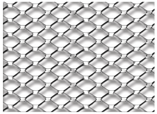 Expamet Stainless Steel Expanded Metal Lath 2.5mx700mm