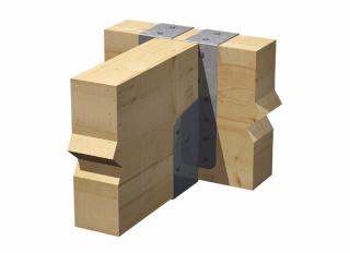 Expamet Galv Speedy Joist Hanger Standard Leg 47x237mm