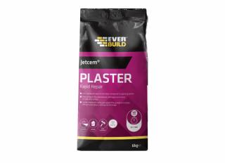 Everbuild Jetcem Quick Setting Patching Plaster 6kg