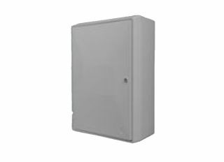 Tricel Electrical Meter Box Surface 596x410x220mm