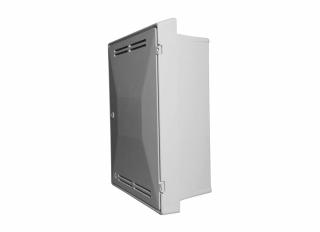 Tricel Gas Meter Box Recessed 596x409x210mm