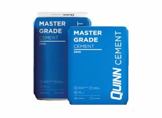 Quinn Master Grade Cement Plastic Bag 25kg