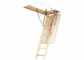 Fakro Komfort 3 Section Loft Ladder LWK 55x111cm