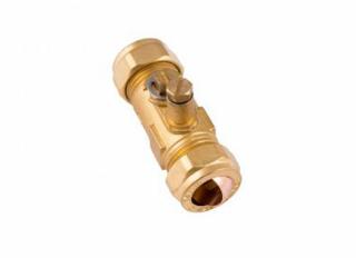 15mm L/P CxC CP ISO VALVE