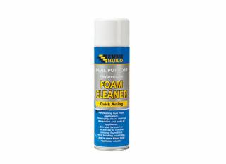 Everbuild Dual Purpose Foam Cleaner 500ml