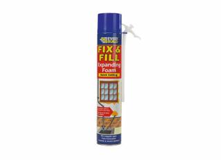 Everbuild Fix & Fill Foam 750ml