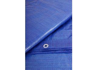 Rodo Prodec Contractor Blue Tarpaulin 5.4x3.6m (18x12ft)
