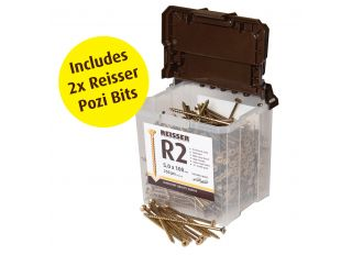 Reisser Cutter Screws 4.5x60mm (Box 200)