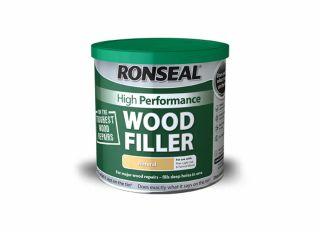 Ronseal High Performance Wood Filler White 275g
