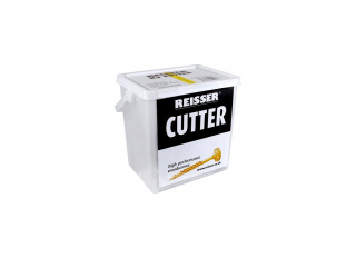 Reisser Cutter Screws 5.0x80mm (Tub 400)