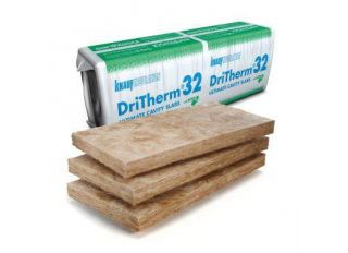 Knauf Earthwool Dritherm 32 Ultimate 100x455x1200mm (3.28m2) (Pack 6)