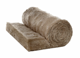 Knauf Earthwool Loft Roll 44 (Combi Cut) 12.1mx1140x100mm (13.89m2)