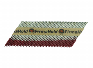 FirmaHold  Clipped RG Firmagalv Nails 2.8x63mm (Pk 3300) & 3 Gas