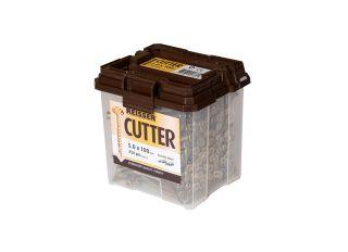 Reisser Cutter Screws 4.0x50mm (Tub 900)