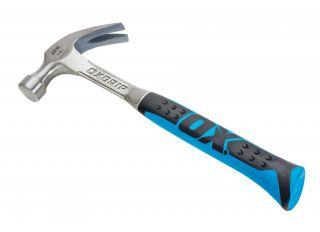 Ox Pro Claw Hammer 450g (16oz)