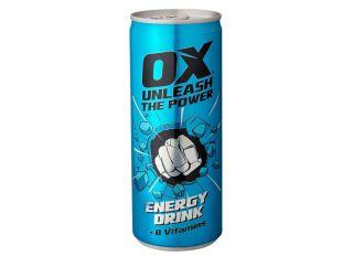Ox Energy Drink 250ml