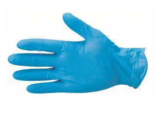 Ox Nitrile Disposable Gloves Medium (Pack 100)