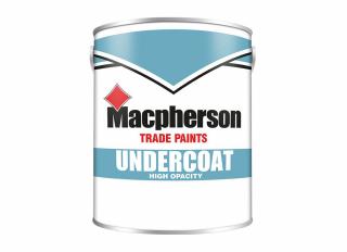 Macpherson Undercoat White 1L