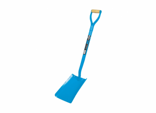 Ox Trade Solid Forged Square Mouth Shovel