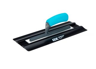 Ox Pro Semi Flex Plastic Trowel 405x138mm (16in)