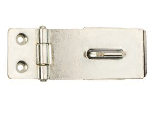 Dale Hasp And Staple ZP 114mm