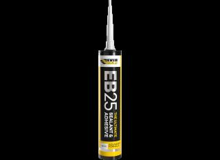 Everbuild EB25 The Ultimate Sealant & Adhesive Black 300ml