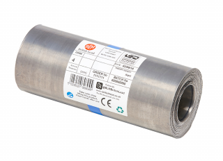 Roll of Milled Lead Flashing Code 4 300mmx3m 18kg Nominal