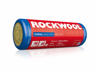 Rockwool Thermal Roll 2750x1200x100mm (6.6m2) (Pack 2)
