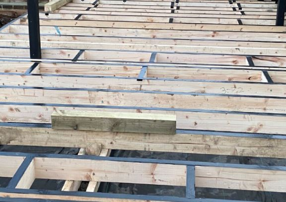 Innovative Deck Tape to be Showcased at Seaford