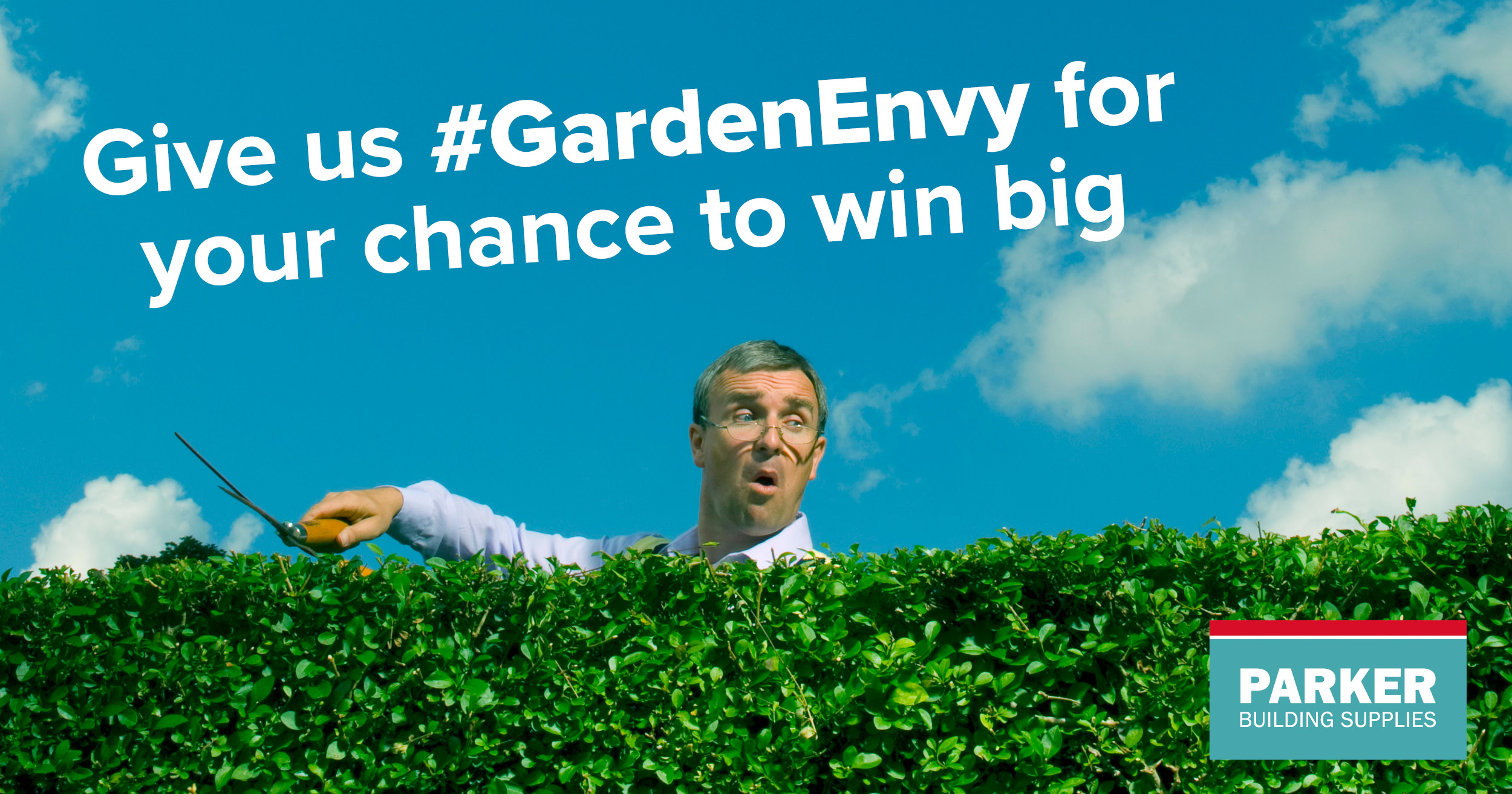 Give us #GardenEnvy for your chance to win hot tub hire & more!