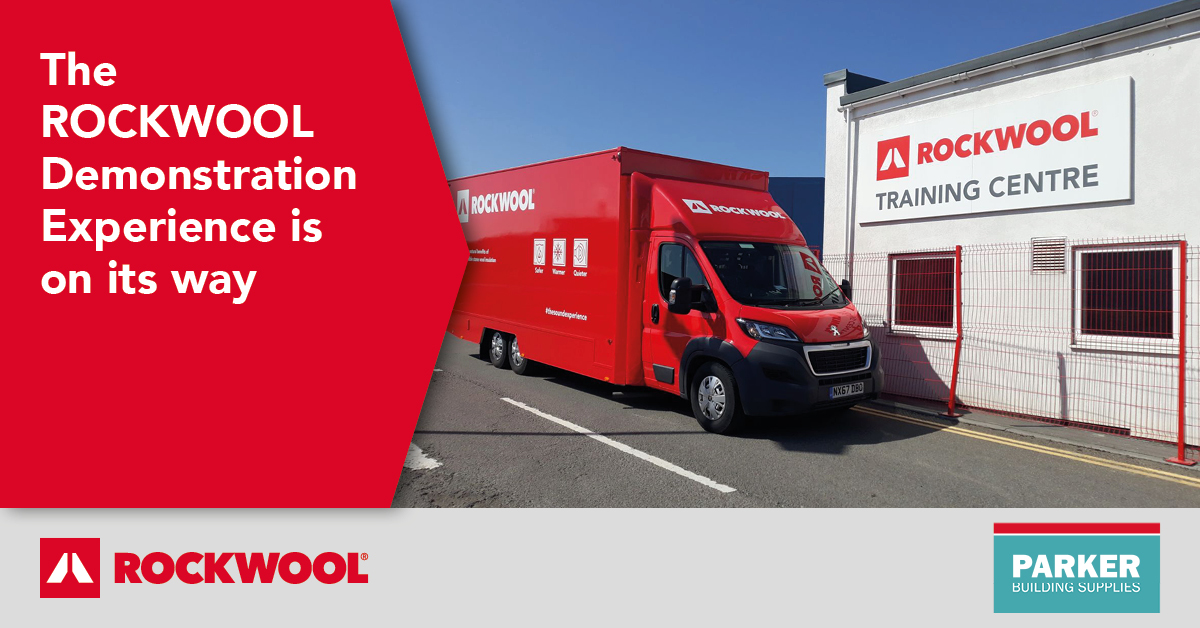 The ROCKWOOL Demonstration Experience is Coming to Parkers!